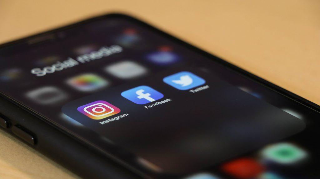 marketing redes sociais