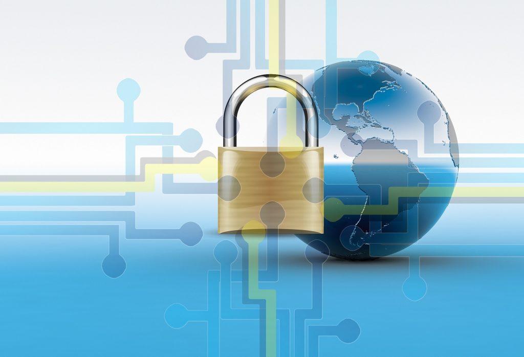 Certificado SSL protege contra hackers.