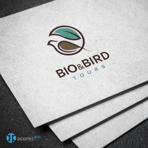 BIO&BIRD – LOGOTIPO E FLYER