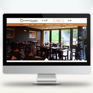 Caldeiras e Vulcões – Website