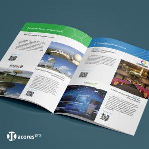 Ciência e Tecnologia – Capa + Brochura