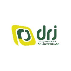 logo DRJ – Direção Regional da Juventude
