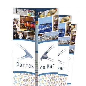 Portas do Mar – Flyer Triptico