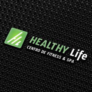 HEALTHY LIFE – LOGOTIPO E TSHIRT'S