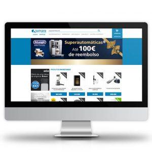 JOMARE – Website