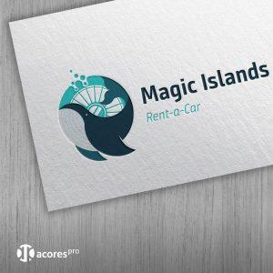MAGIC ISLAND – LOGÓTIPO