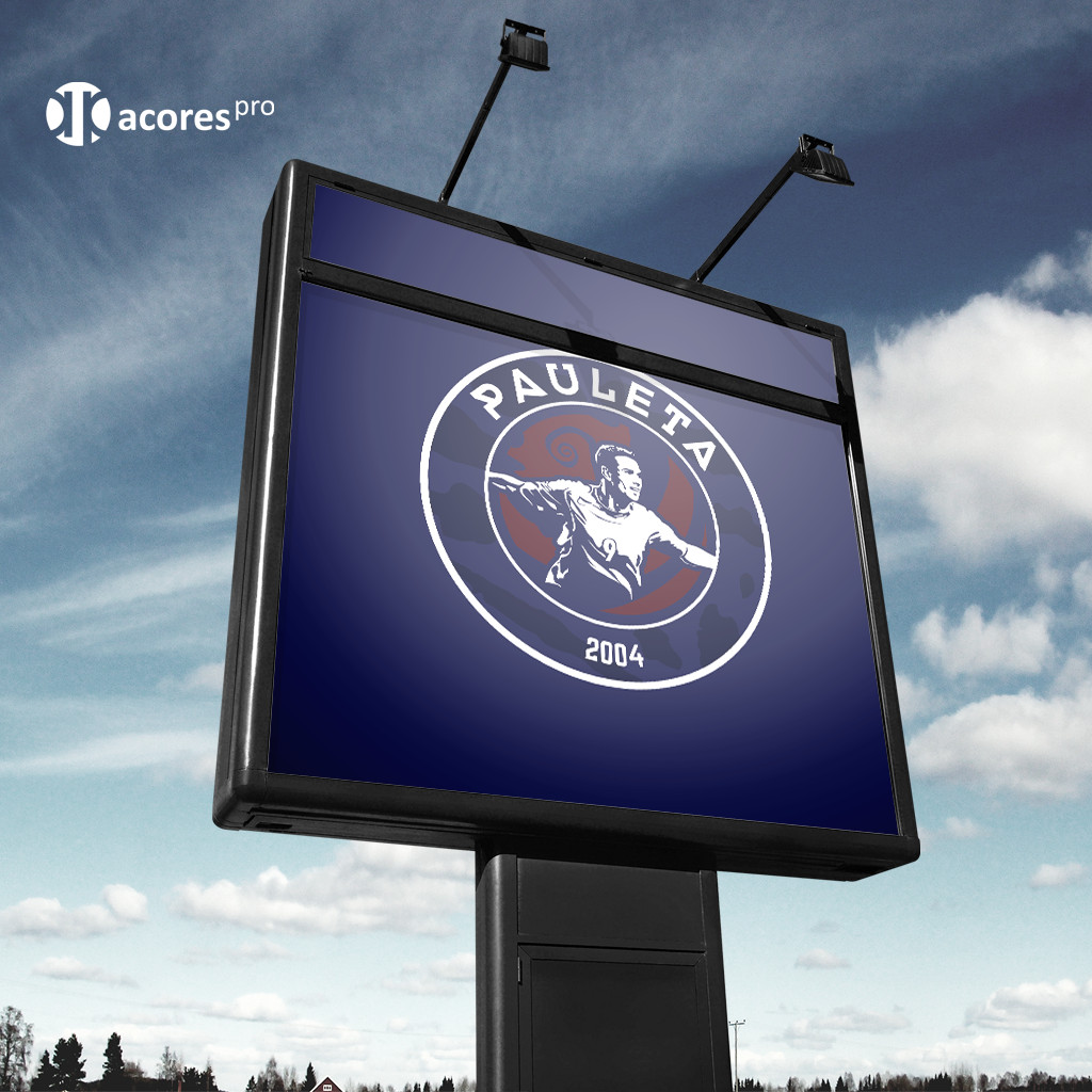 logotipo para escola de futebol