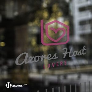 LOGÓTIPO – AZORES HOST LOVERS