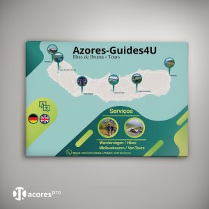 AZORES-GUIDES4U – POSTER