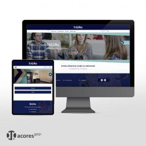 INUAC- WEBSITE